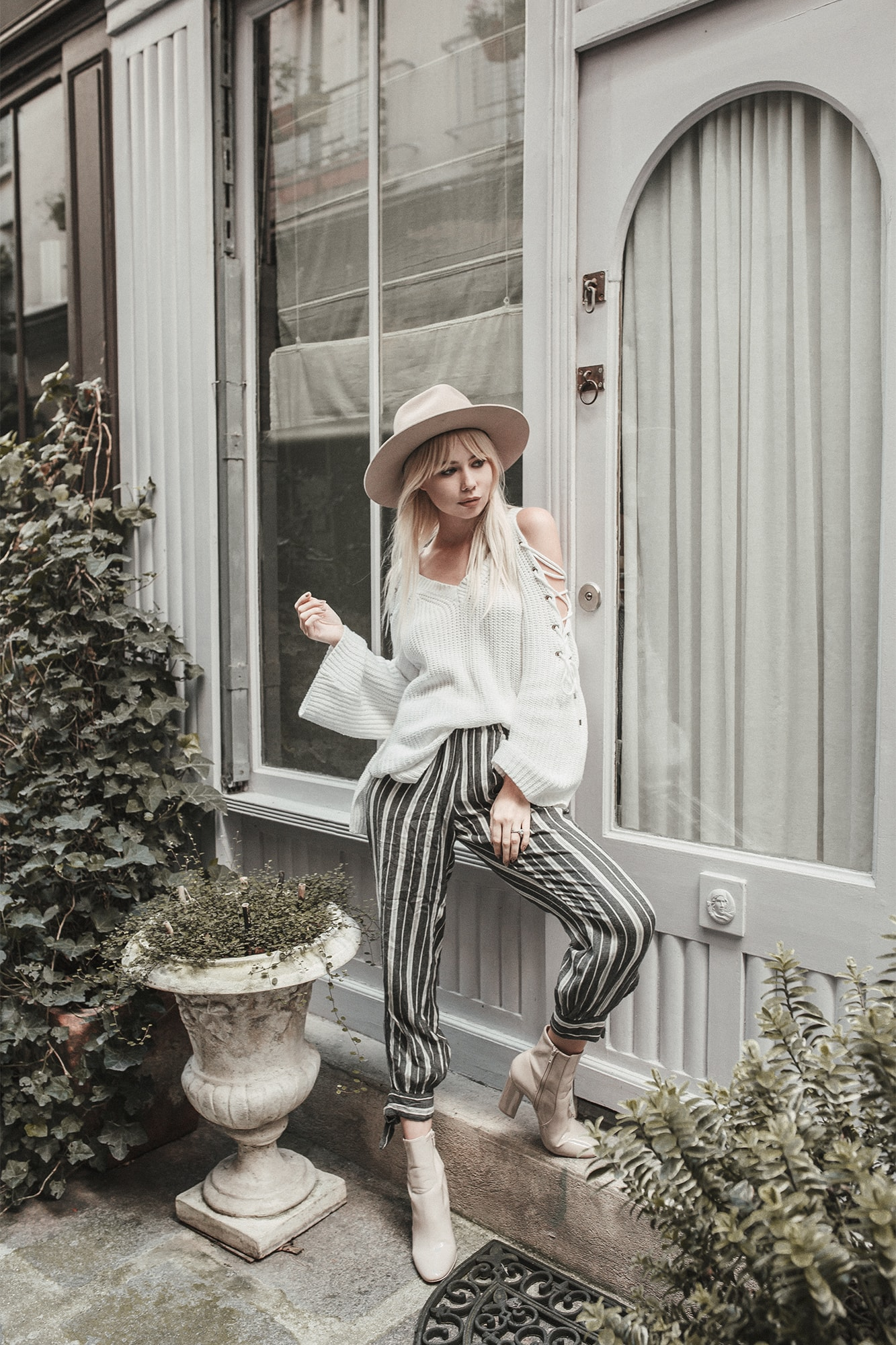 comfy chic style