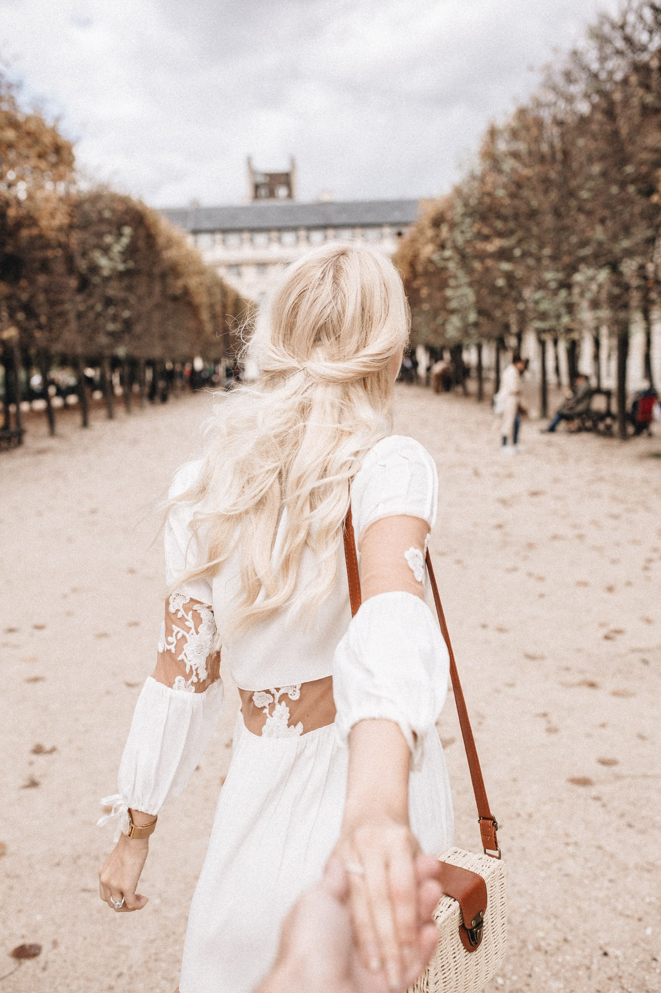 follow me to Palais Royal Paris, Jetset Lust