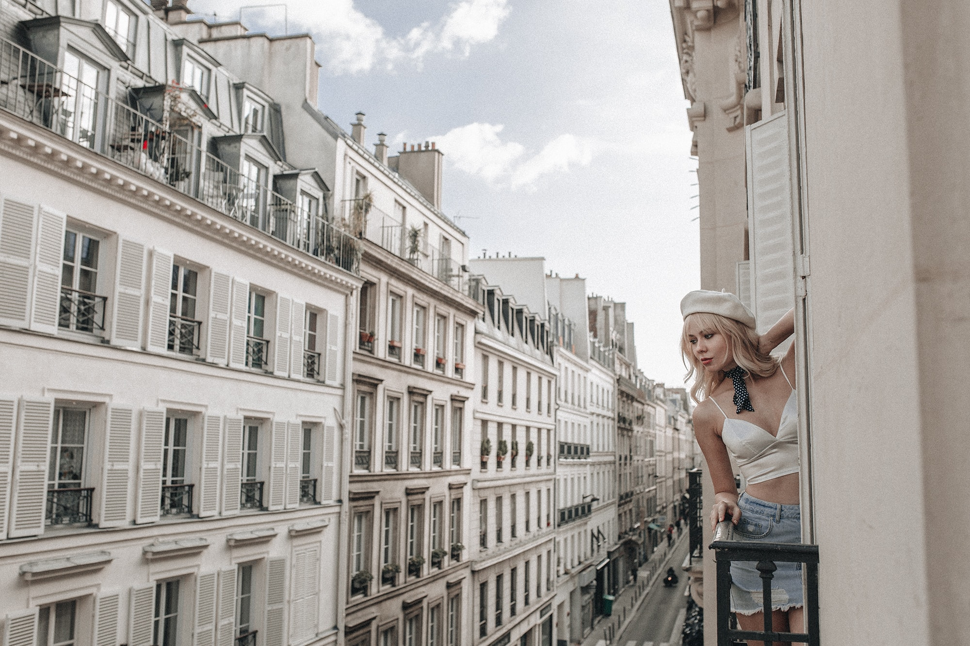 Sarah Loven - Jetsetlust.com // Charming Paris Flat AirBnB // Paris Travel Guide: Where to Stay
