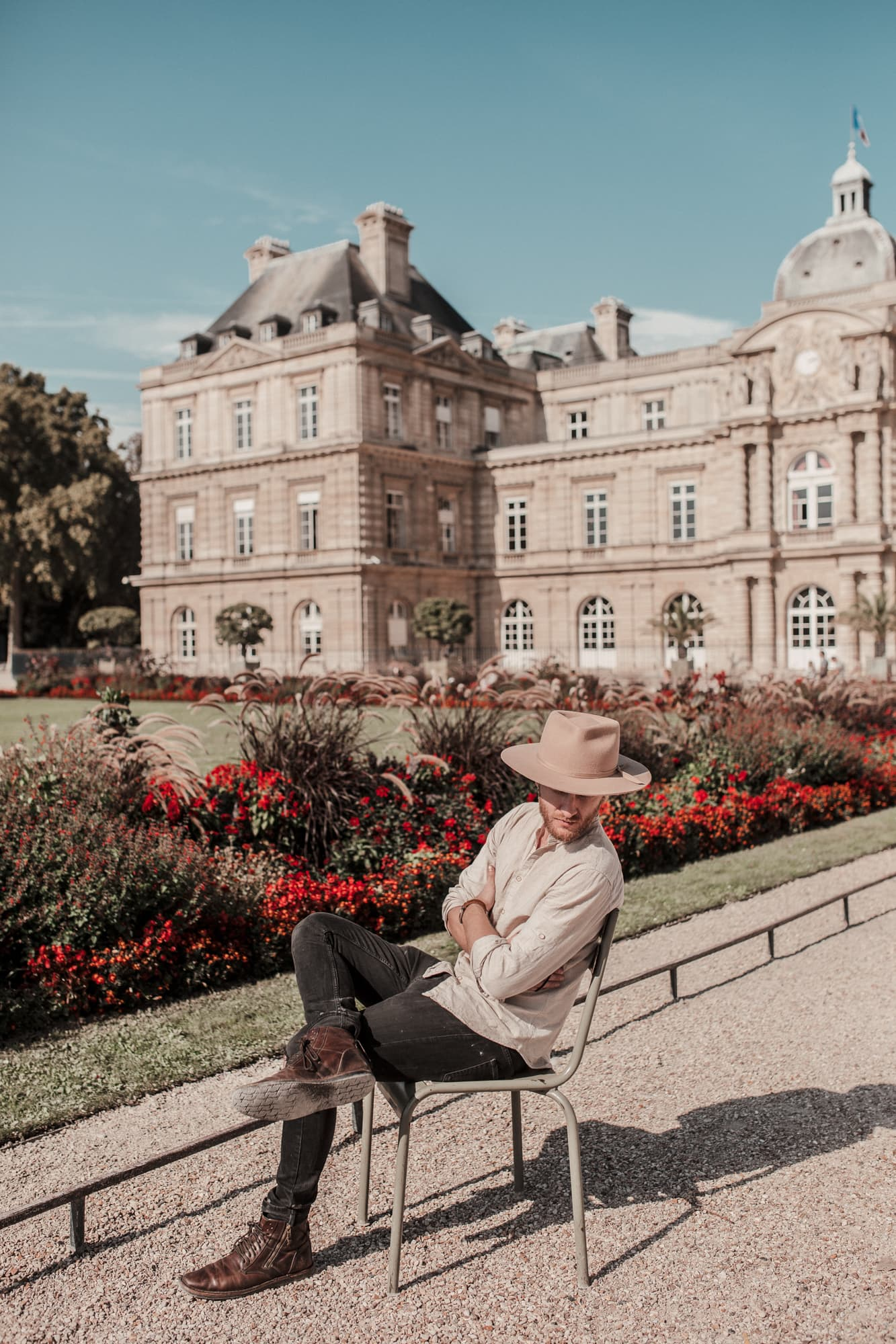 Nextdoornomad men's style in Paris