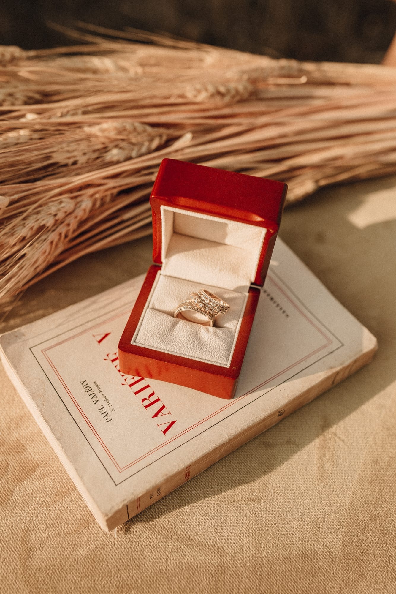 affordable gold wedding rings