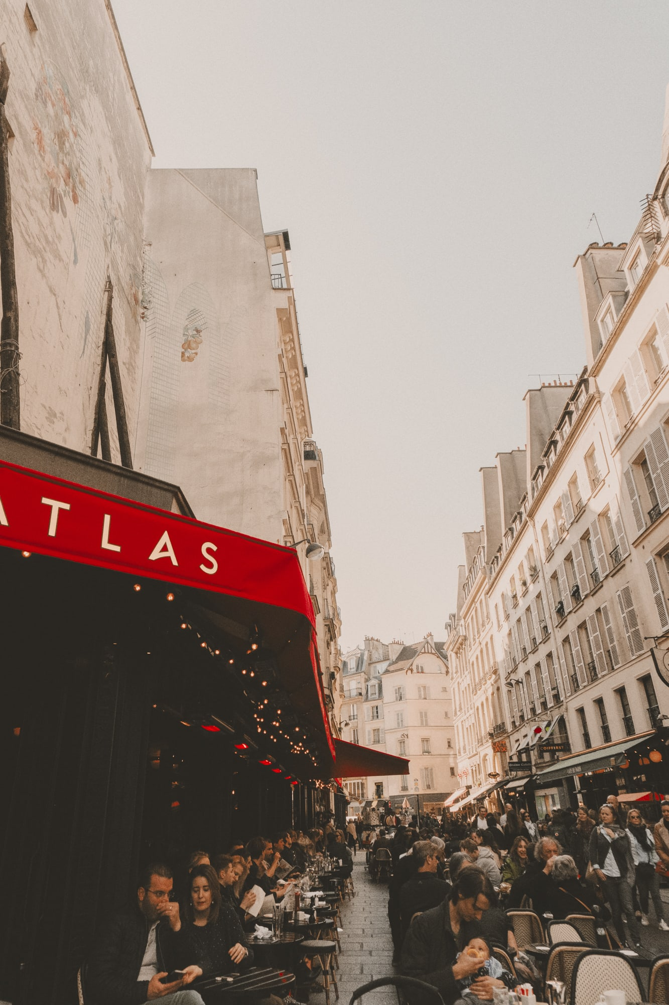 Atlas restaurant in Paris