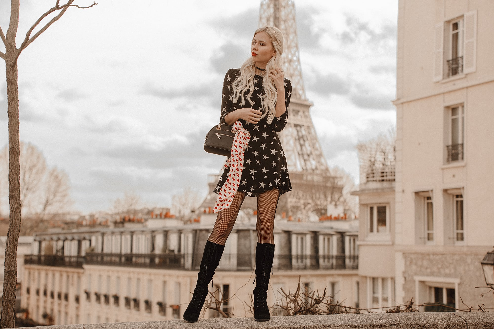 SarahLoven Paris EiffelTower RealisationDress3