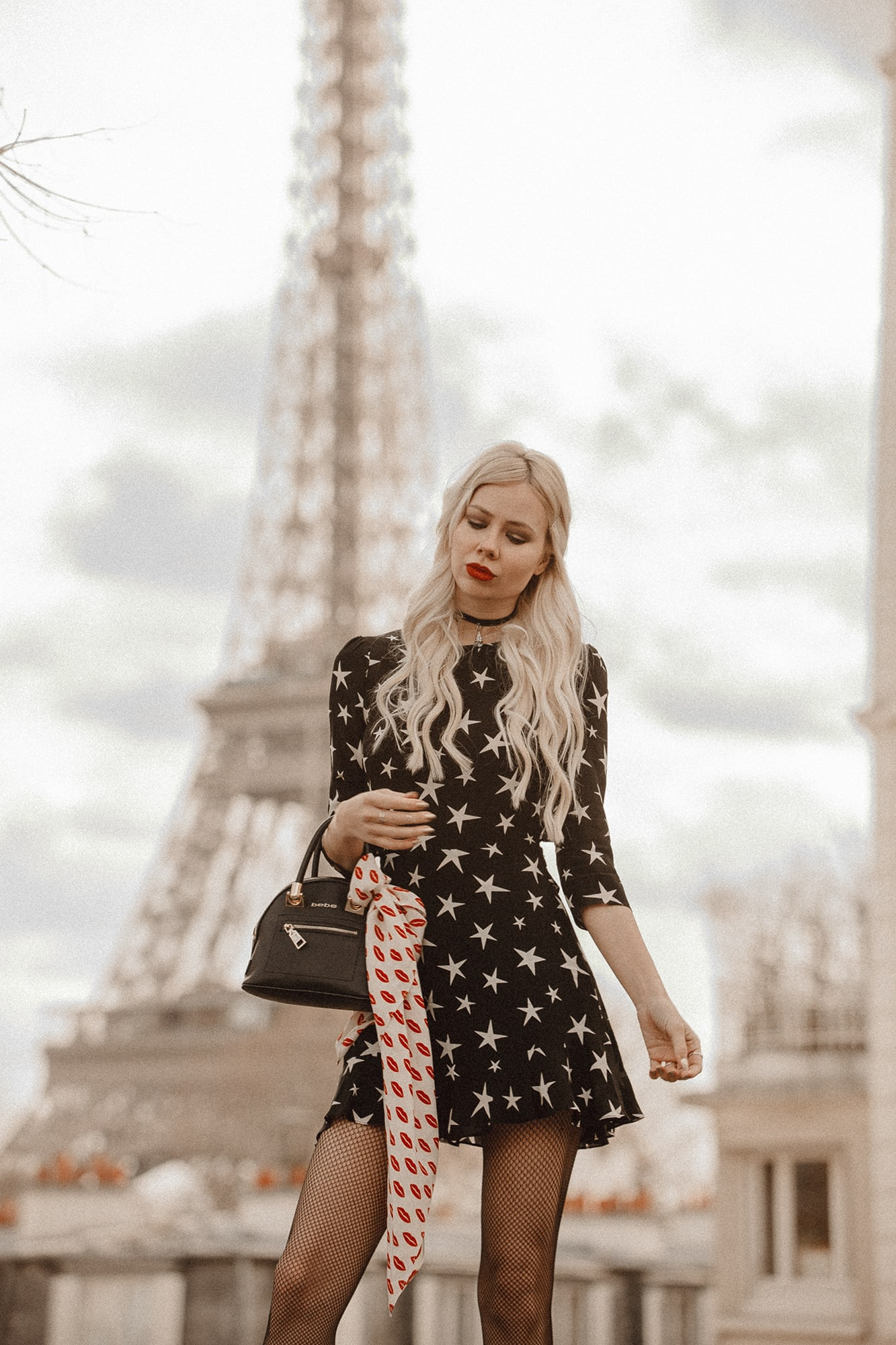 SarahLoven Paris EiffelTower RealisationDress4
