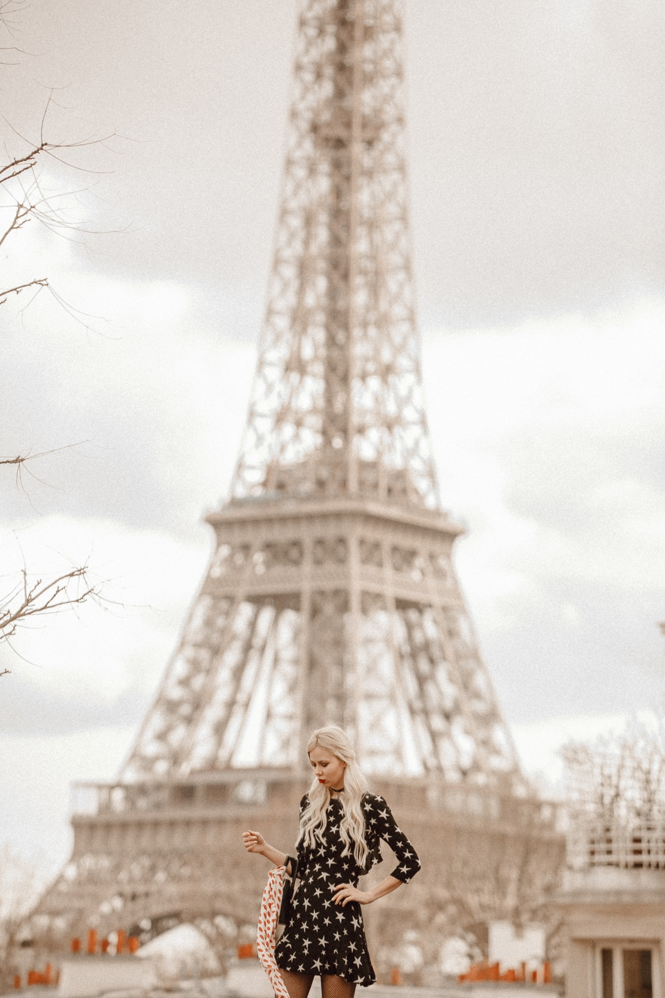 SarahLoven Paris EiffelTower RealisationDress6